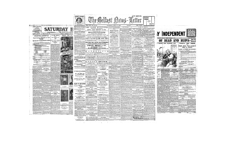 Irish Newspapers Archive Online