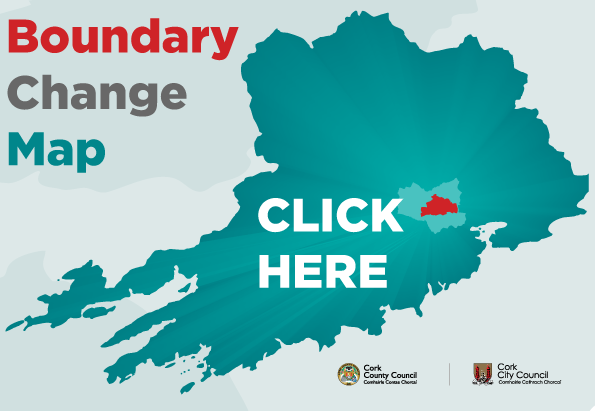 Boundary Change Map Icon Web