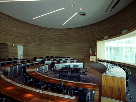 Cork County Council Chamber