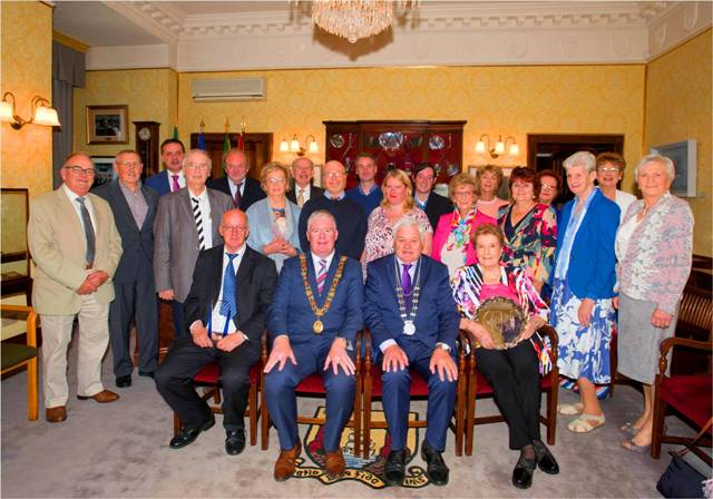 Cork's 10th Annual Celebrating Cork Past Exhibition Launch