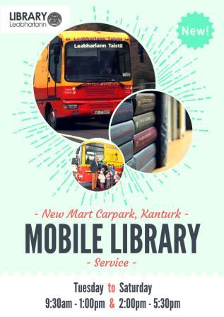 Kanturk library - Mobile hours