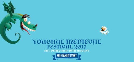 Youghal Medieval Festival 2017