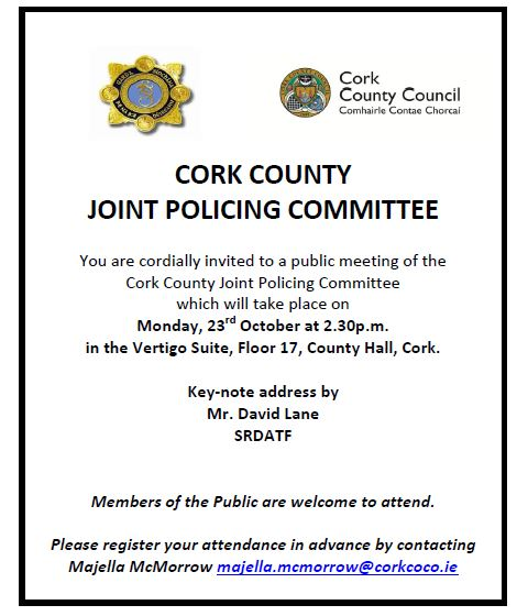 Joint Policing Committee Meeting