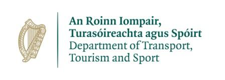 Department of Transport, Tourism And Sport Logo