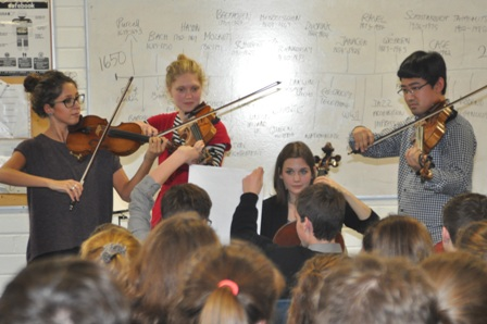 Music in Classrooms