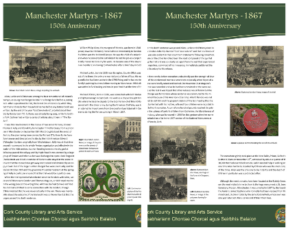 Manchester Martyr Posters
