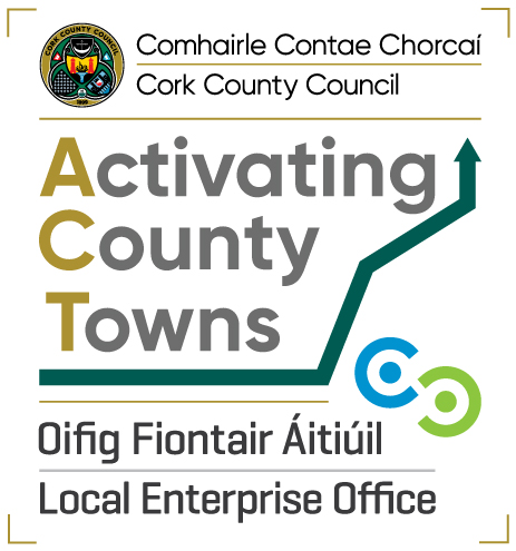 Activating County Towns Logo