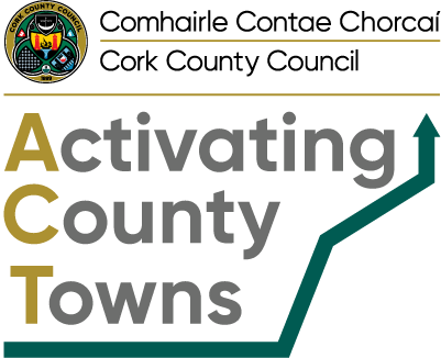 Activating County Town Logo