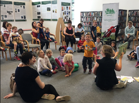 Storytime at Carrigaline Library