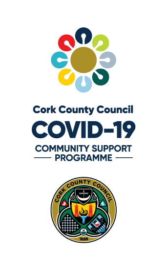 Cork County Council COVID-19 Community Support Programme Logo