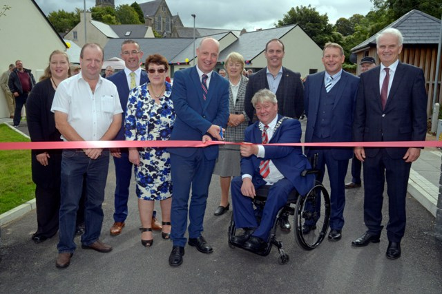 Official Opening of Avenue Grove, Bandon