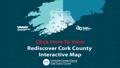 Redicover Cork Interactive Map Button