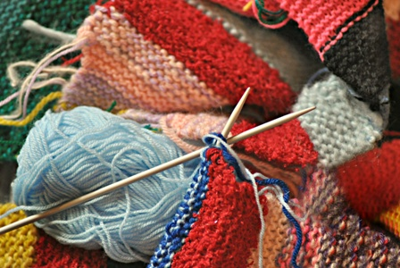 Knitting and Crochet at Clonakilty Library