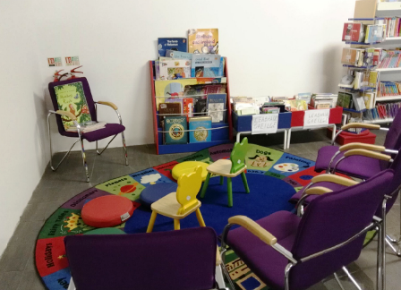 Storytime at Macroom Library