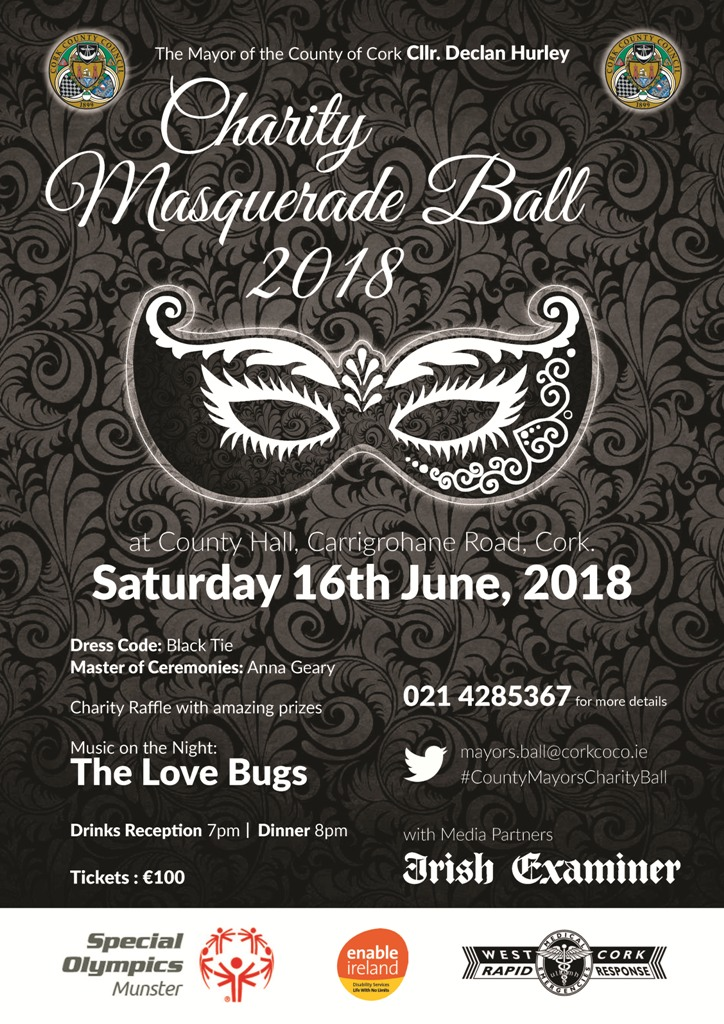 County Mayor's Masquerade Ball