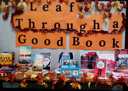 Autumn Display at Millstreet Library