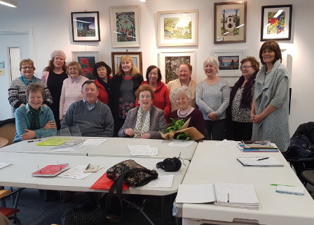 Mitchelstown Library Writer's Group welcomes Joan Enscko