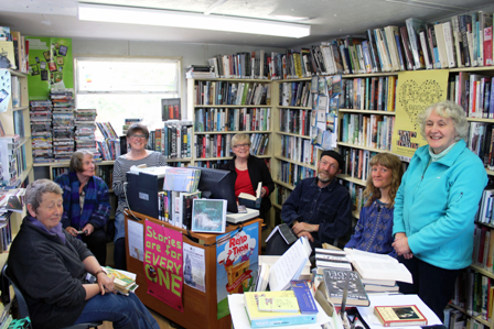 Poetry Day Sherkin Island library.
