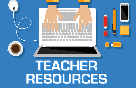 Teacher Resources Graphic