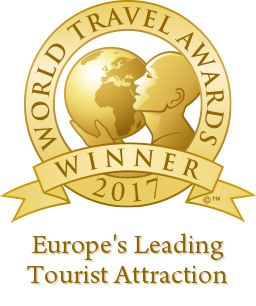Europe's Leading Tourist Attraction Logo