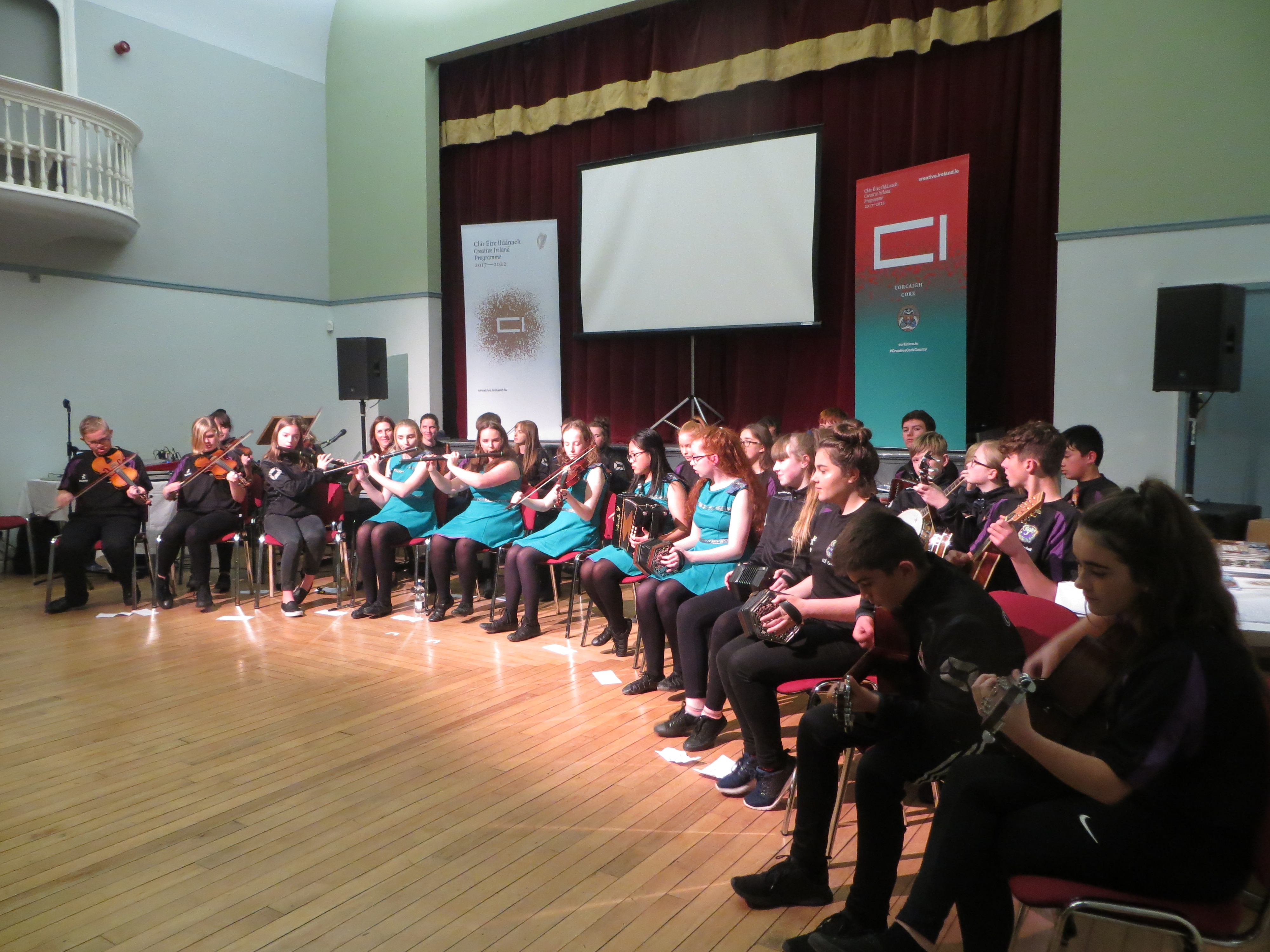Conference2017youghalcomhaltas
